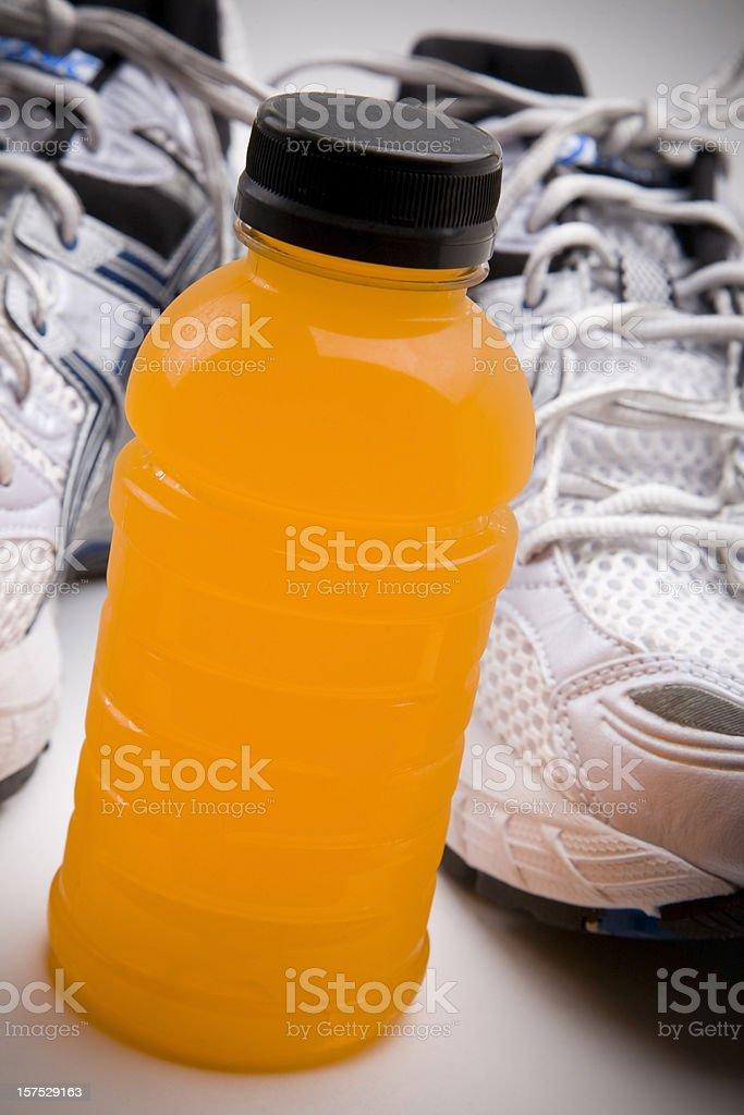 sport drink stock photo