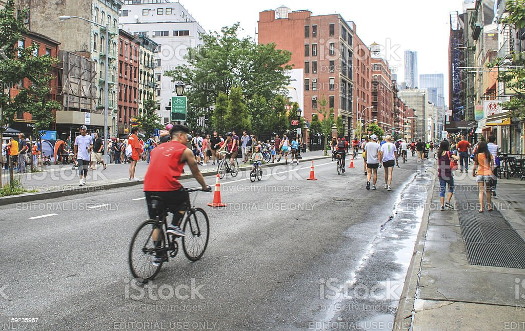 Sport event, New York royalty-free stock photo