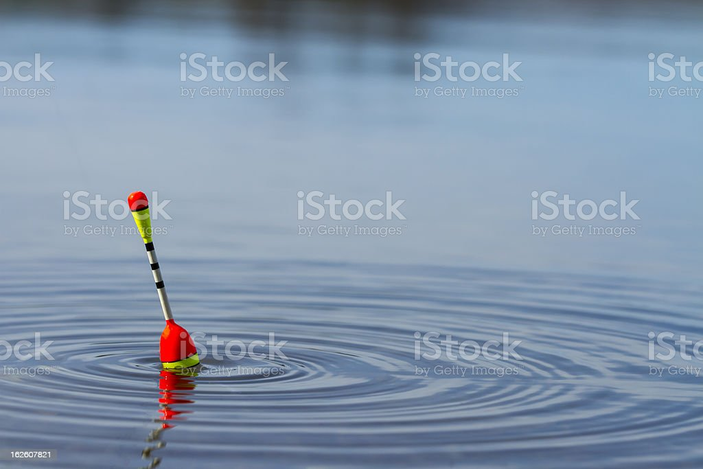 sport fishing royalty-free stock photo