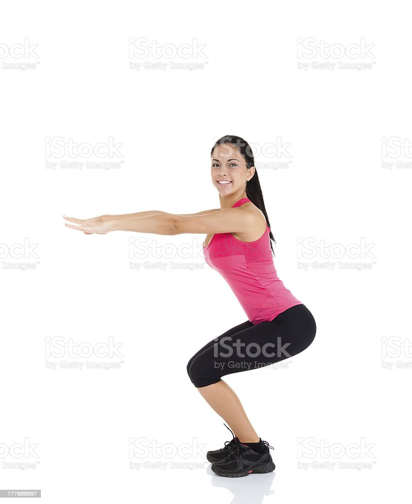 sport fitness woman royalty-free stock photo