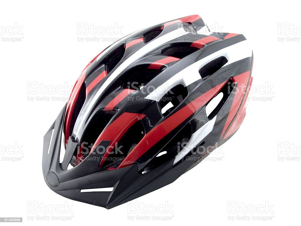 sport helmet royalty-free stock photo