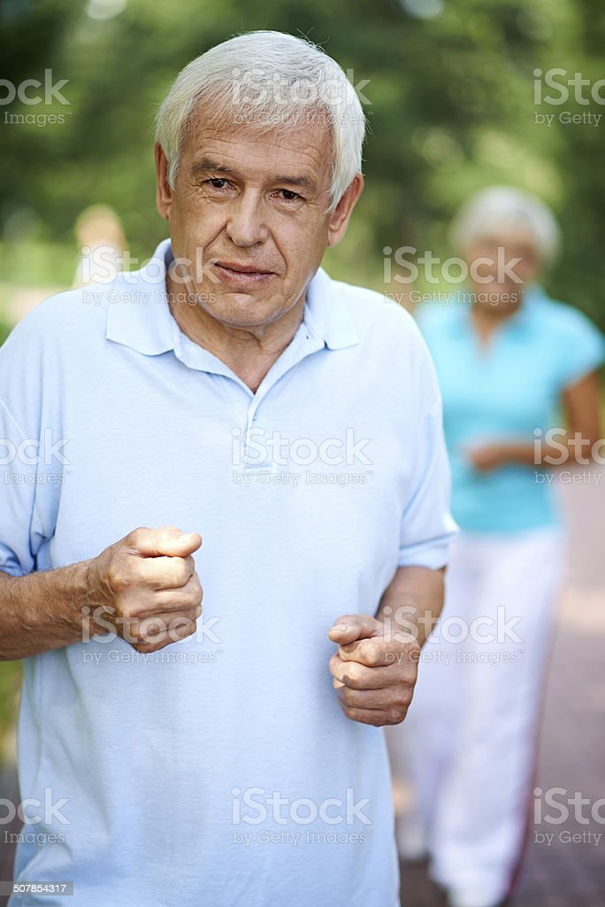 sport in park royalty-free stock photo