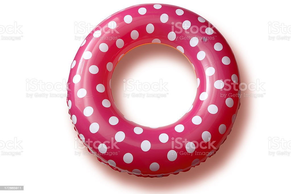 Sport: Inner Tube stock photo