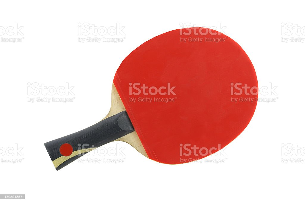 sport ping pong stock photo