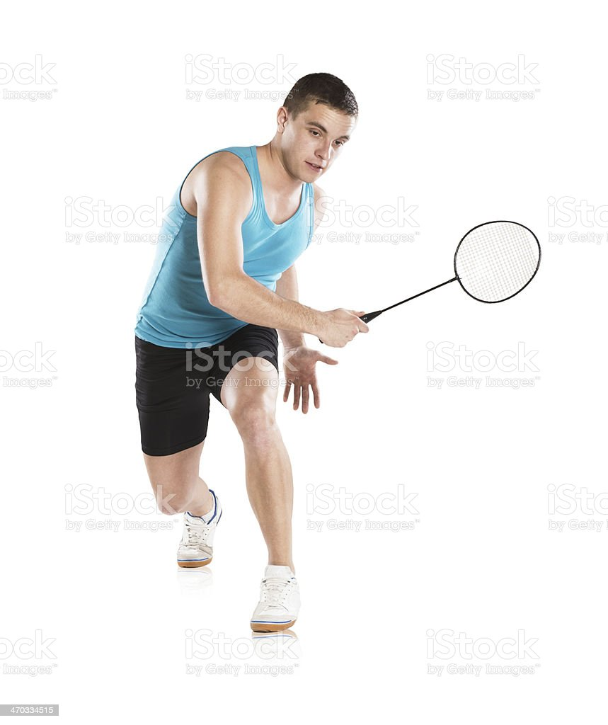 Sport player stock photo