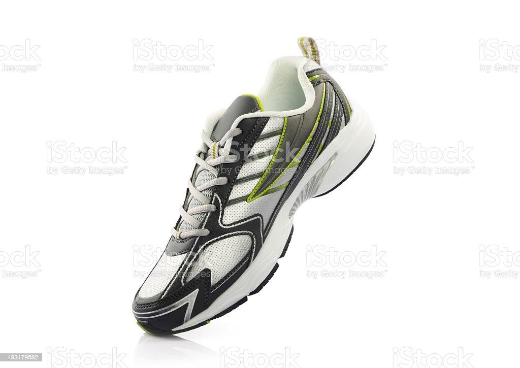 Sport shoe stock photo