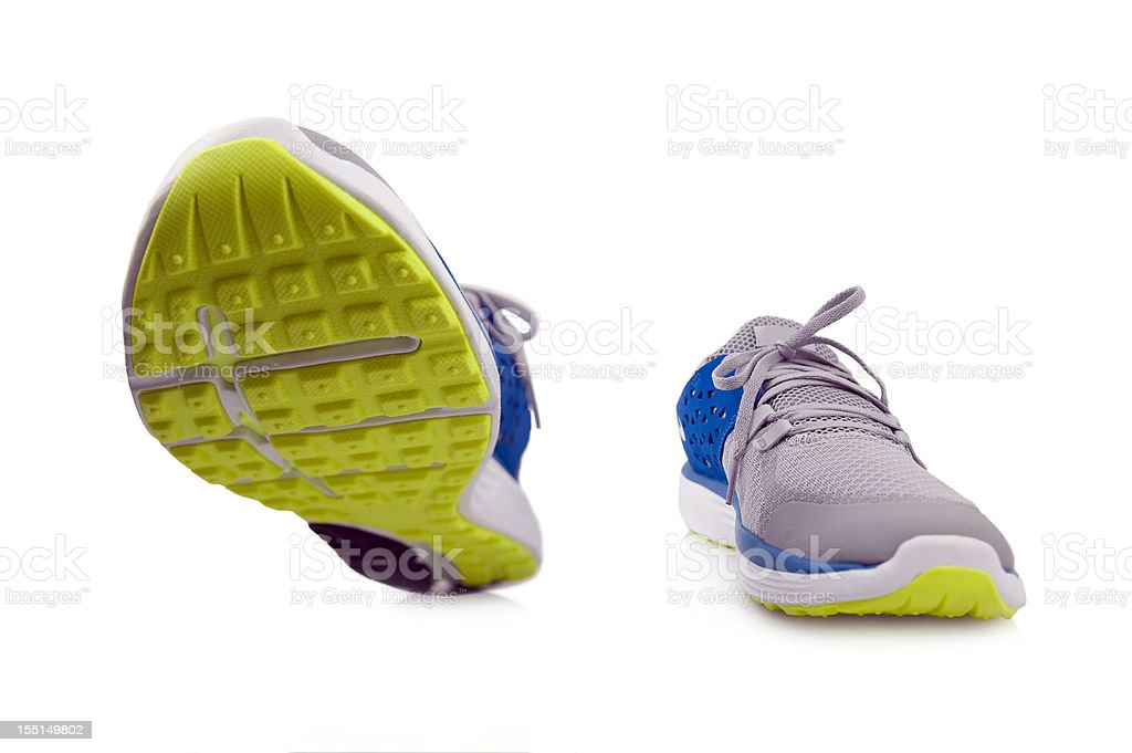Sport Shoes royalty-free stock photo