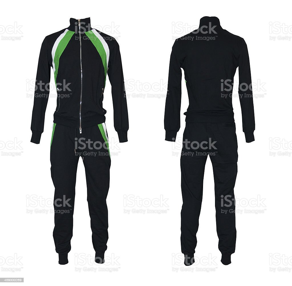 sport suit royalty-free stock photo