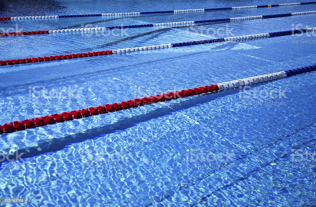 sport swimming pool royalty-free stock photo