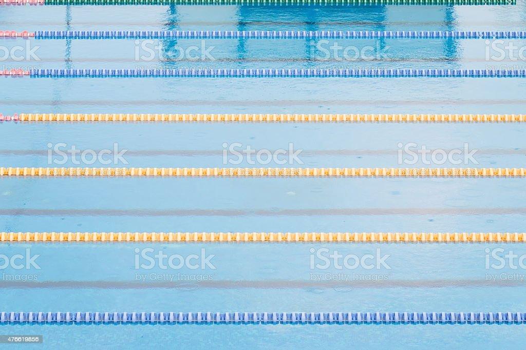 Sport swimming pool stock photo