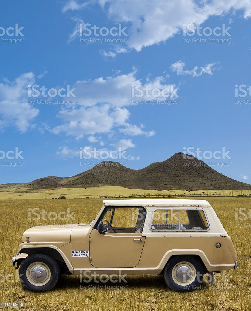 Sport Utility Vehicle stock photo