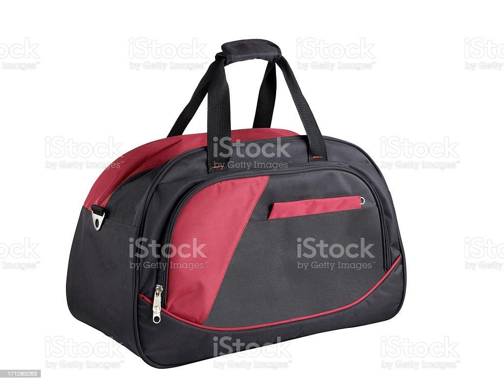 Sportbag (Click for more) stock photo