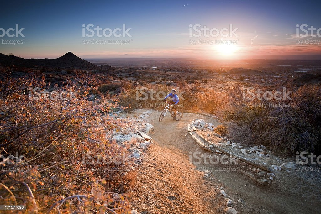 sports and fitness landscape royalty-free stock photo