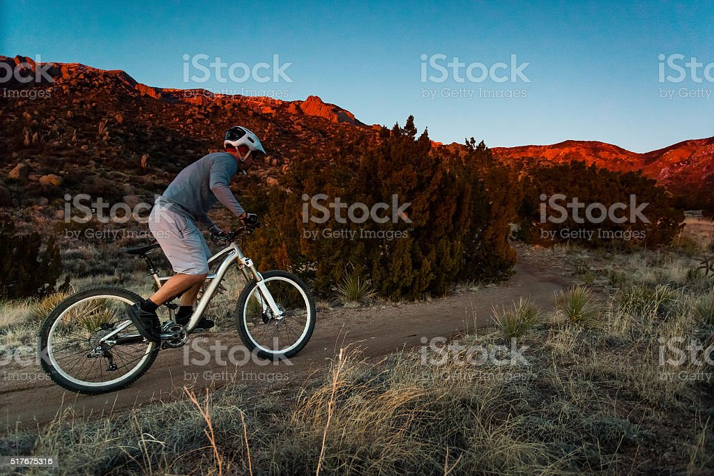 sports and fitness man adventure stock photo