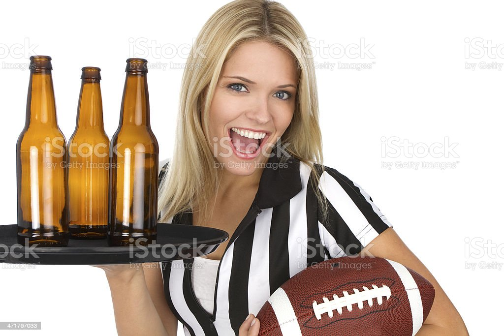 sports bartender royalty-free stock photo