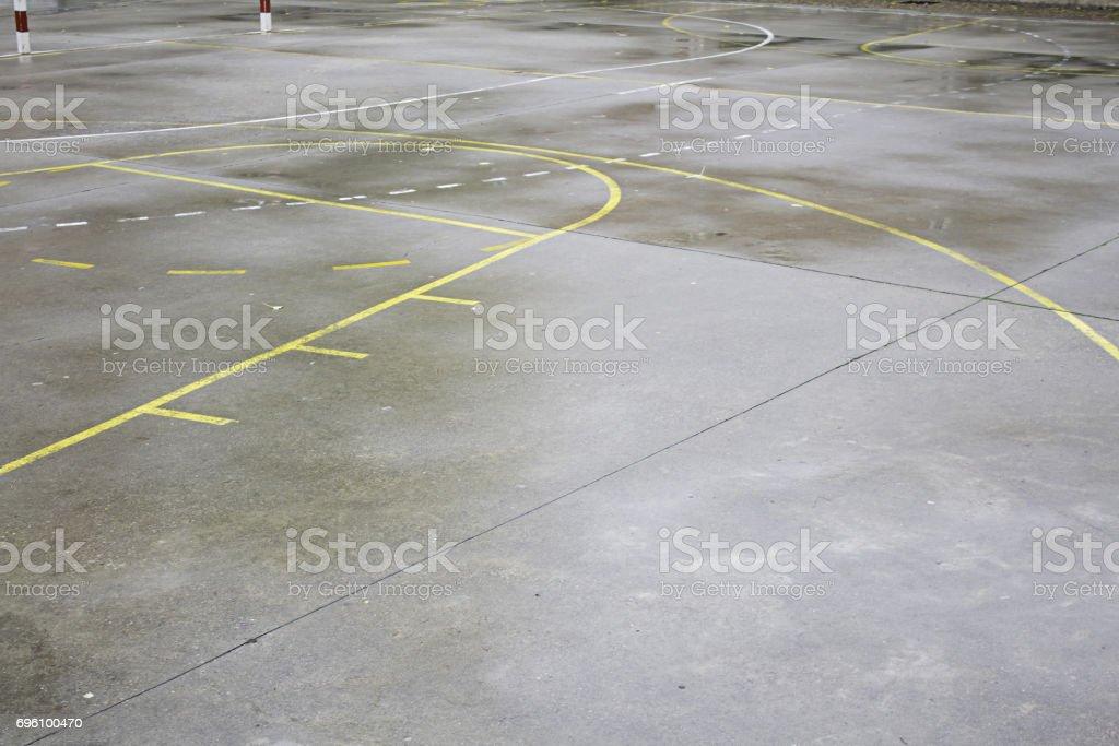 Sports basketball stock photo