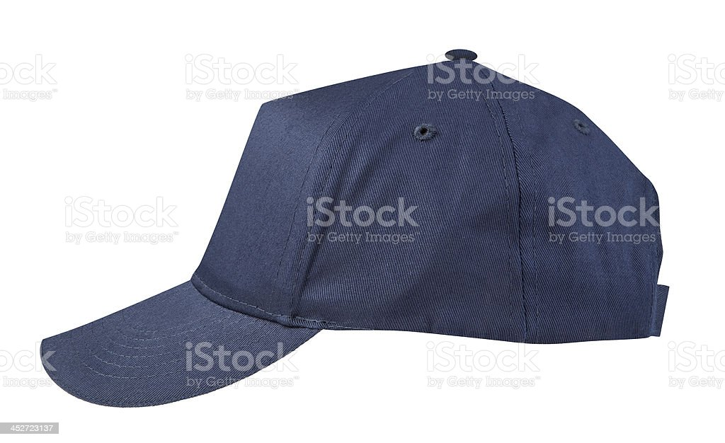 Sports cap royalty-free stock photo