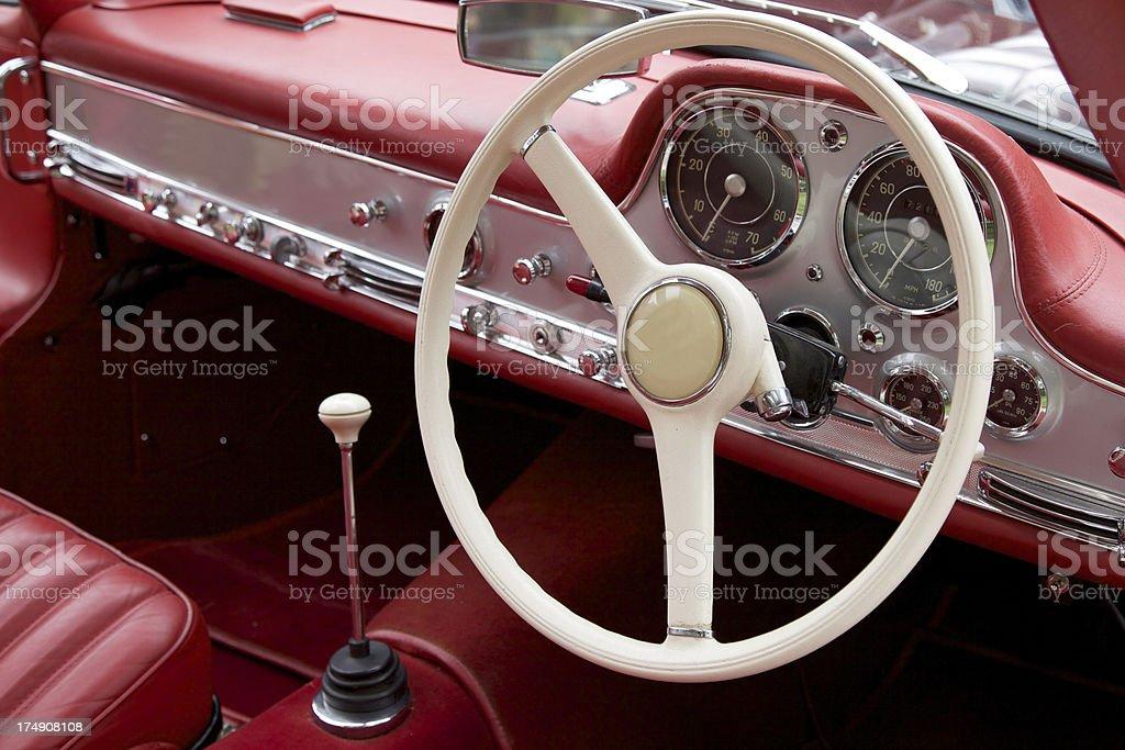 sports car royalty-free stock photo