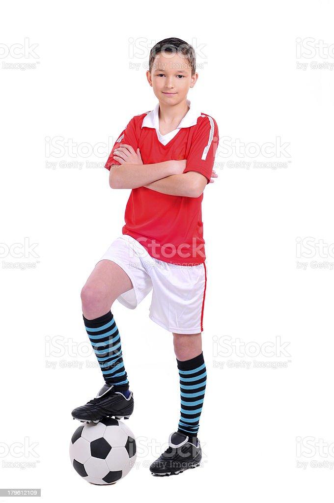 Sports Children royalty-free stock photo