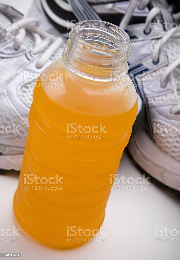 sports drink stock photo