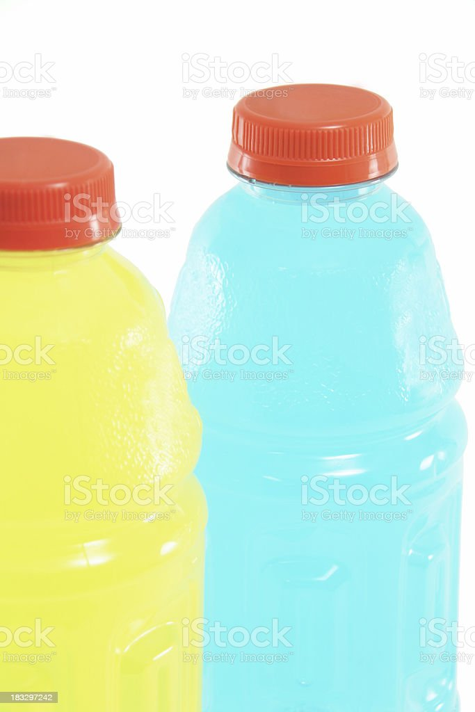 Sports Drinks stock photo