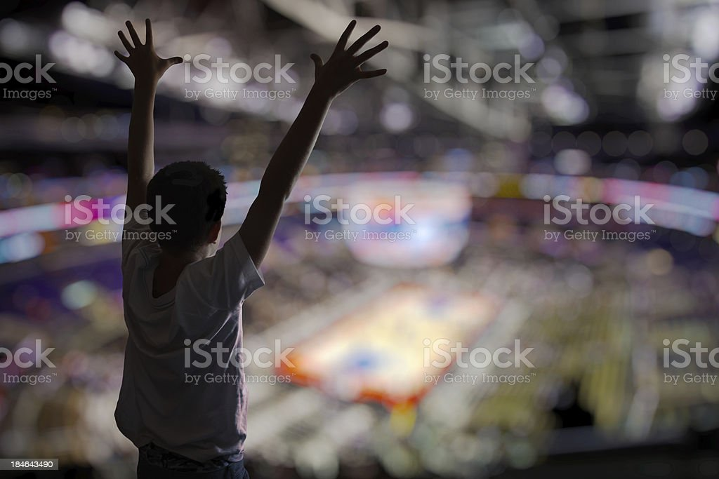 Sports Event royalty-free stock photo