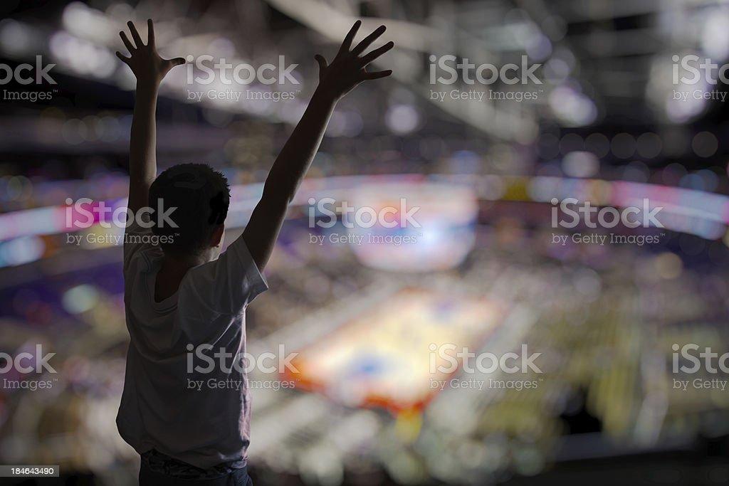 Sports Event stock photo
