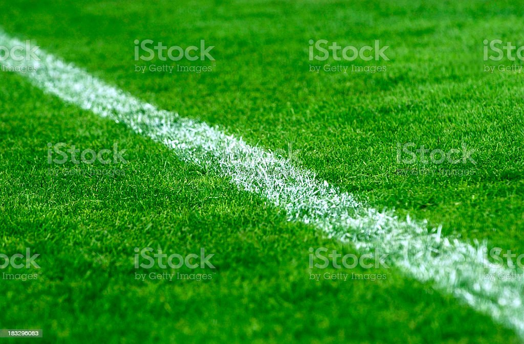 sports field royalty-free stock photo