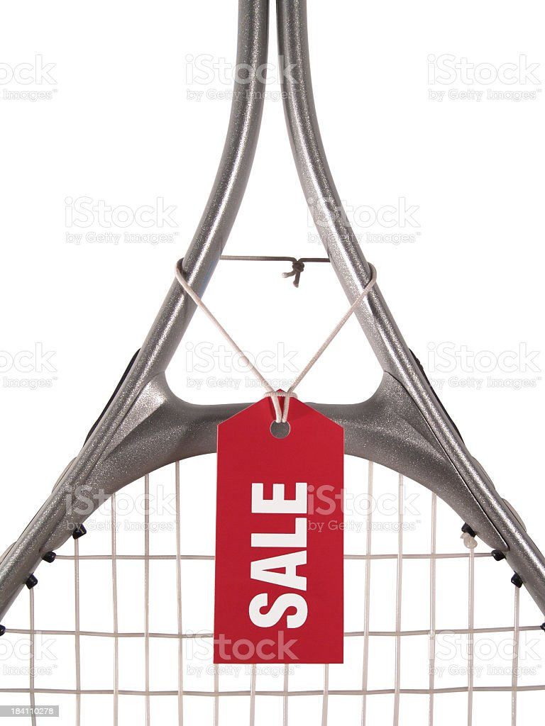 Sports Gear Sale royalty-free stock photo