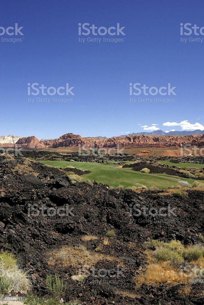 Sports - Golf royalty-free stock photo