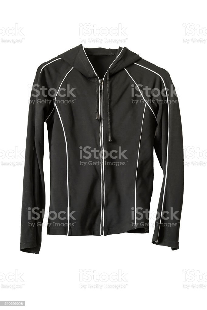 Sports jacket stock photo