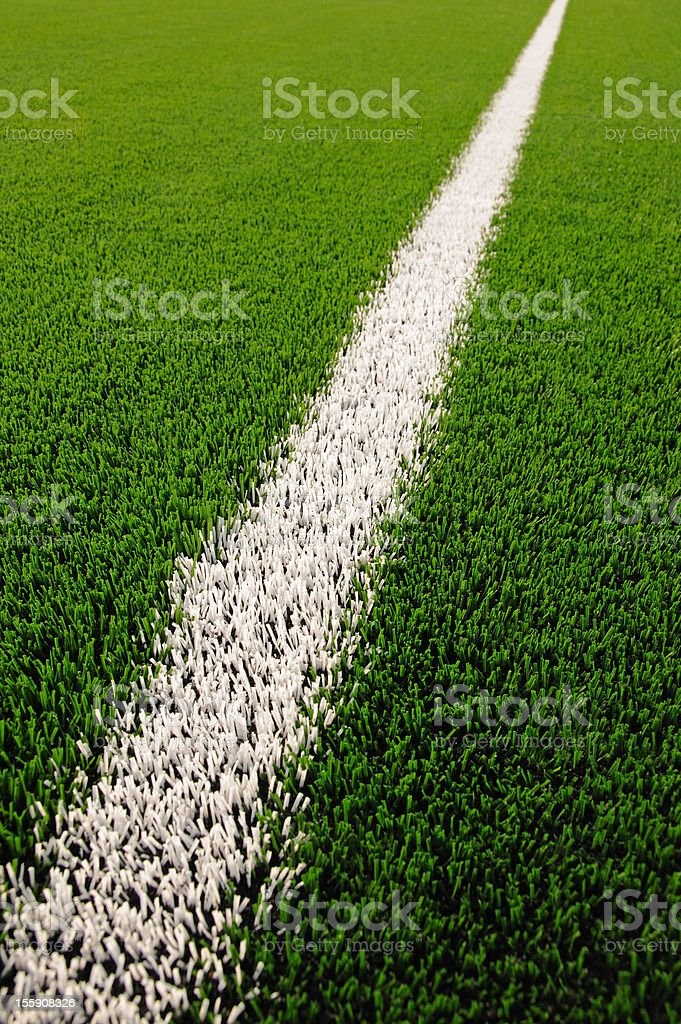 Sports Line royalty-free stock photo