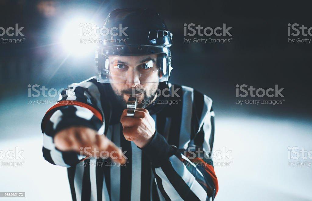 Sports Referees stock photo
