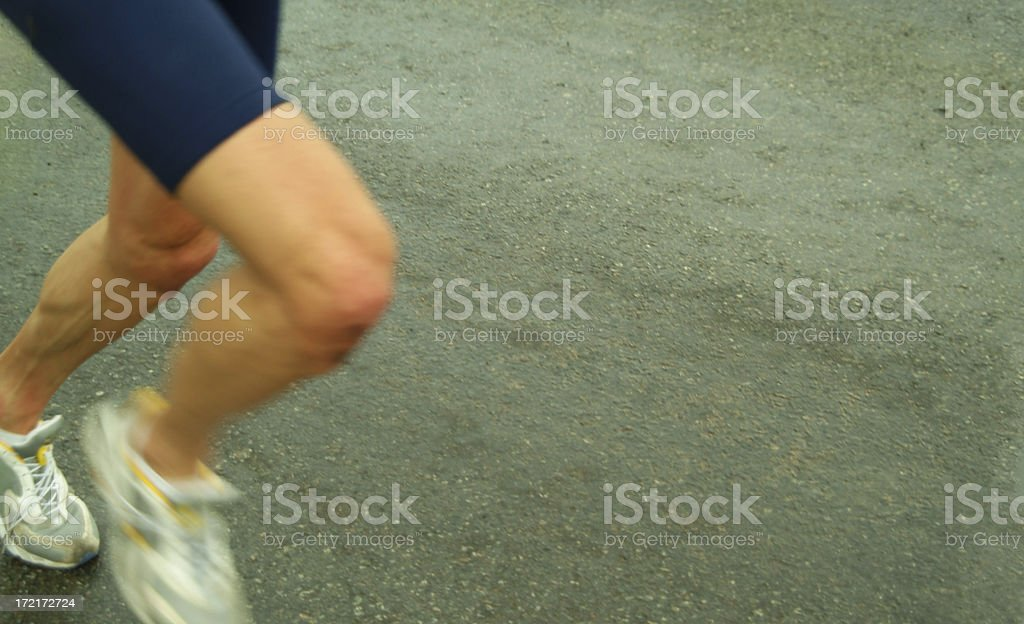 sports: running royalty-free stock photo