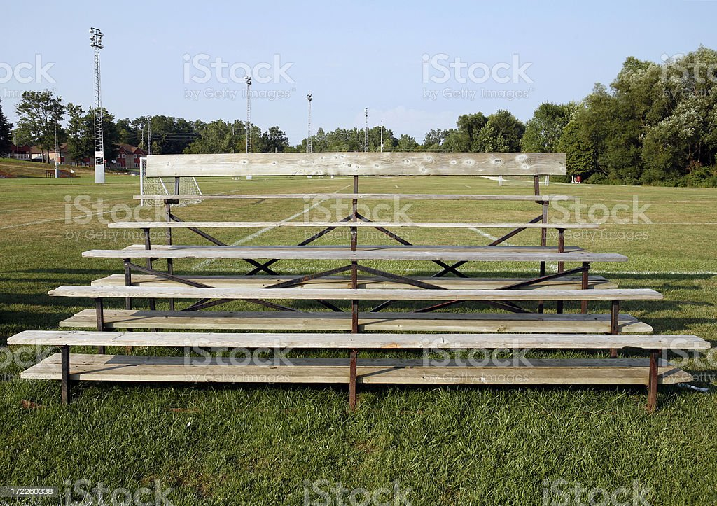 Sports  venue royalty-free stock photo