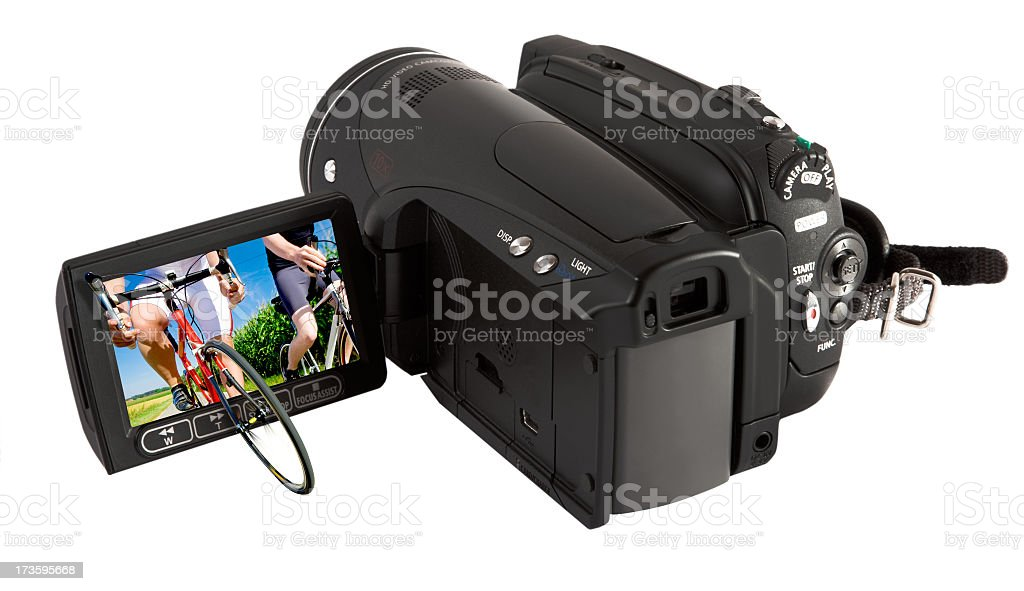 sports video royalty-free stock photo