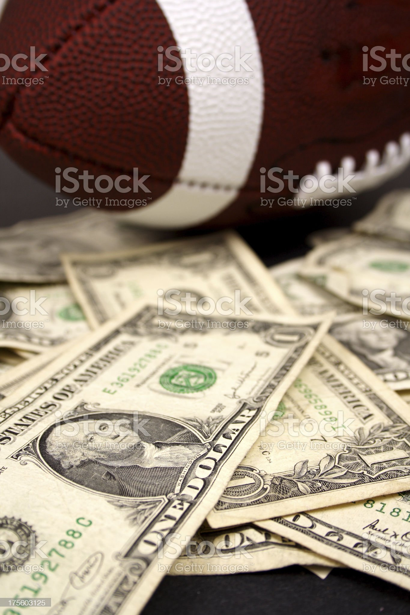 Sportsbook royalty-free stock photo