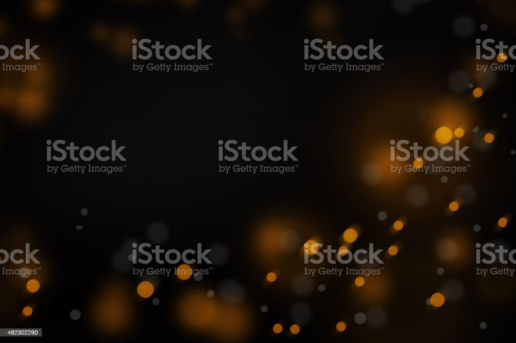 Spot bokeh light background stock photo
