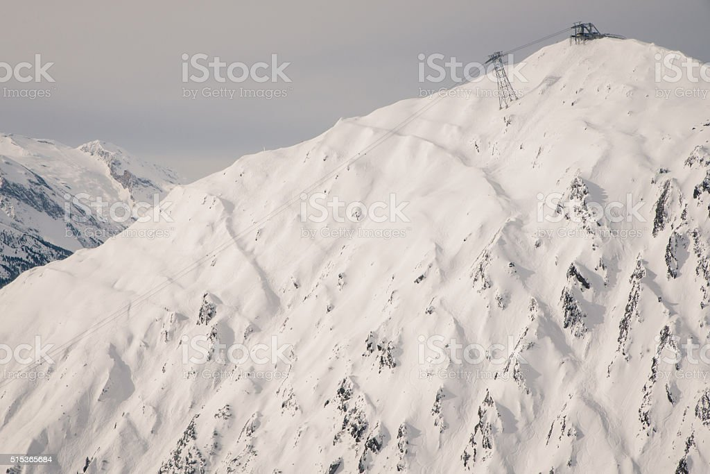 spot check @ Mayrhofen stock photo