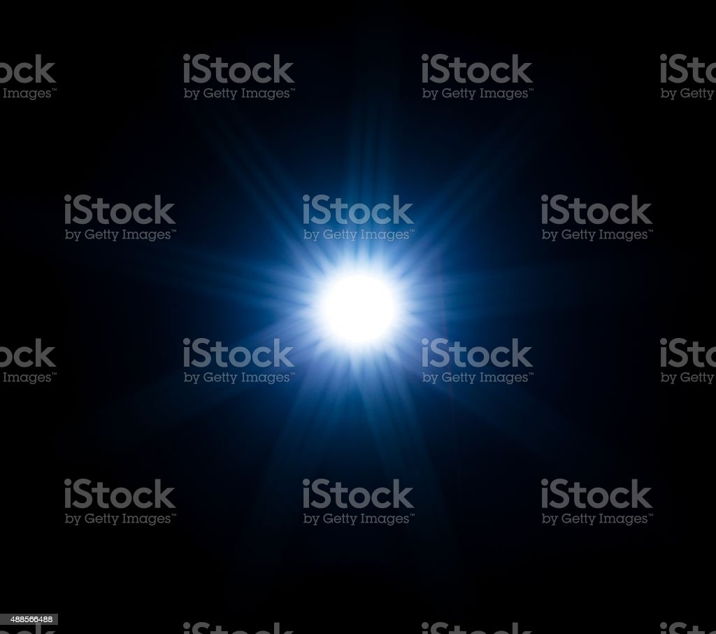 Spot light stock photo