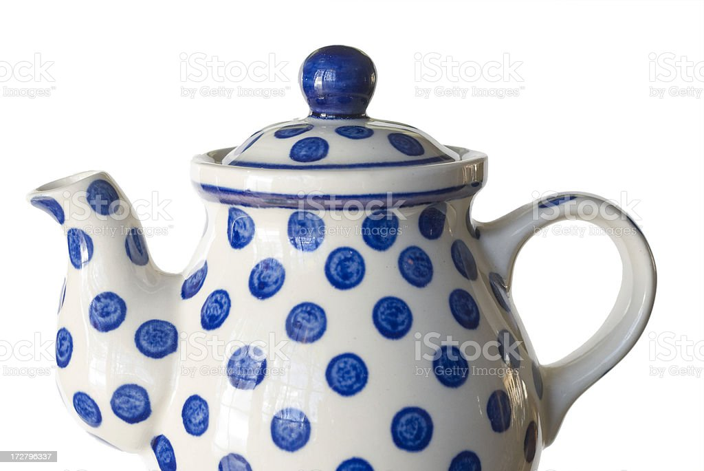 Spot of Tea? royalty-free stock photo
