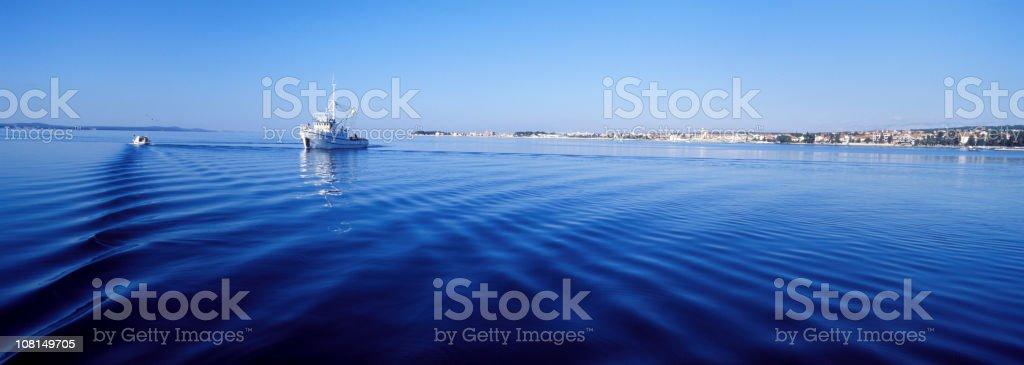 Spotless Blues royalty-free stock photo