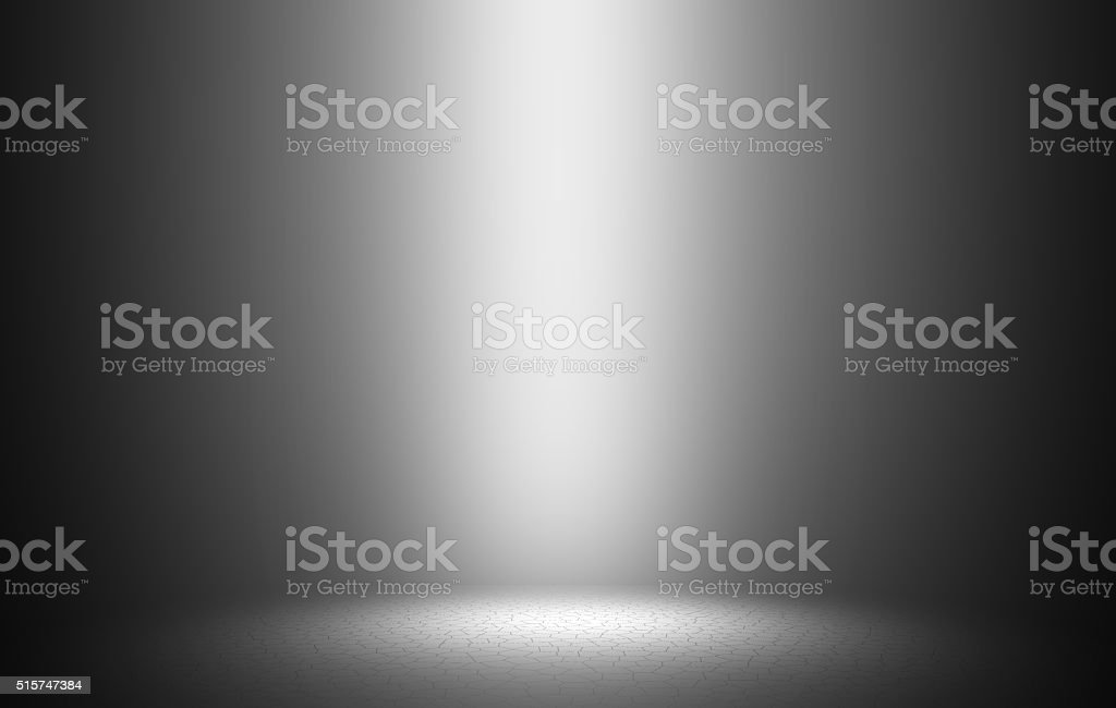 Spotlight background stock photo
