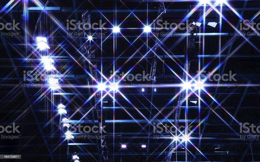 spotlight royalty-free stock photo