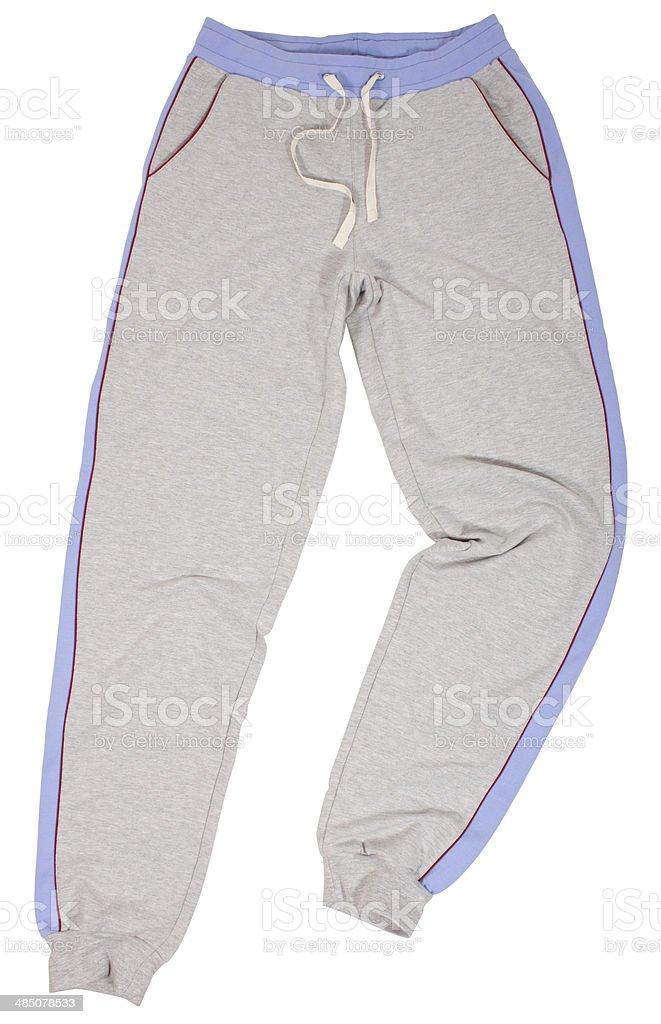 Spots Sweatpants stock photo