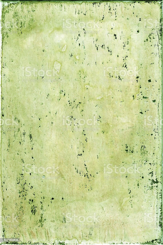 Spotted Green Textured Background Layer stock photo