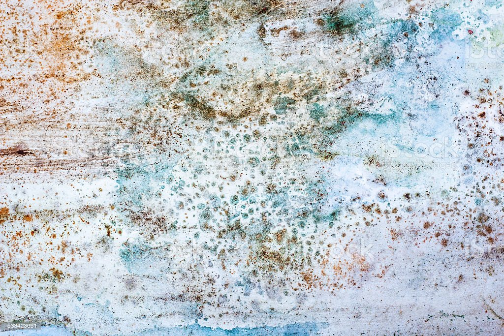 Spotted watercolor paper background stock photo