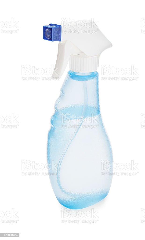 Spray Bottle royalty-free stock photo