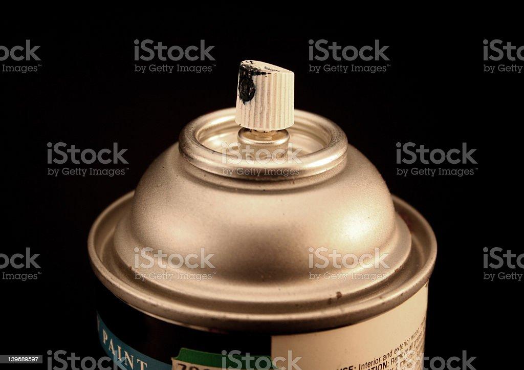 Spray Nozzle royalty-free stock photo