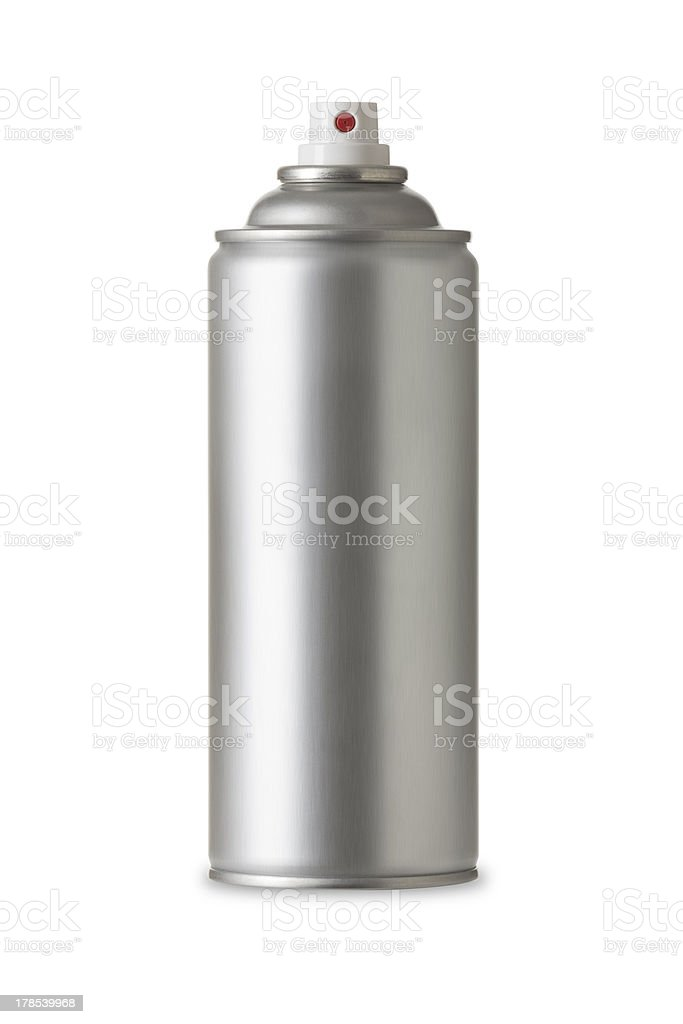 'Spray Paint Can, Realistic photo image' stock photo